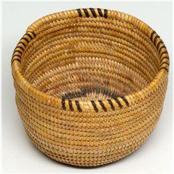 Panamint Miniature Polychrome Basket