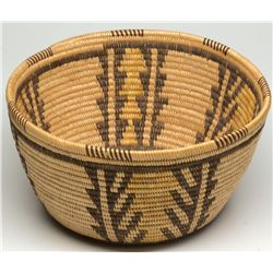 Panamint Turtle Bowl Basket