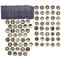 Indian Tribal Series and Medals