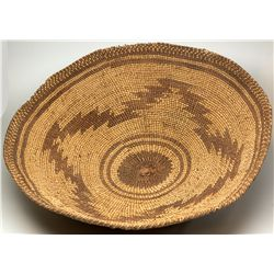 Klamath Flat Gathering Basket or Bowl