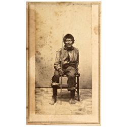 Native American Man Photo
