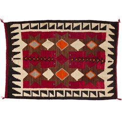 Navajo Blanket, Ganado Red