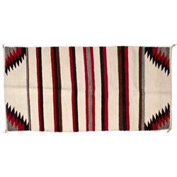 Navajo Blanket, Striped
