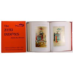 "NMBureau of American Ethnology (Reprint) ""The Zuni Indians"""