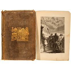 CT, Hartford--1st Edition Innocents Abroad by Twain