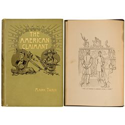 CT, Hartford--The American Claimant First Edition