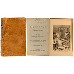 CT, Hartford--The Gilded Age First Edition
