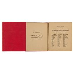 MA, Cambridge-Middlesex County-English as She Is Spoke, Intro by Mark Twain