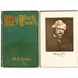 NY, New York--My Mark Twain 1st Edition