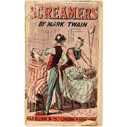 England, London--Screamers By Mark Twain