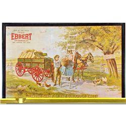 Ebbert Wagon Company Advertisement