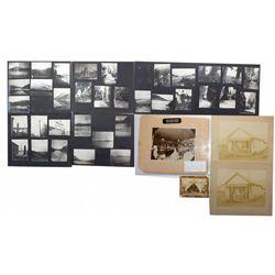 AK, Canada, Dawson--Yukon Gold Rush Era Photos