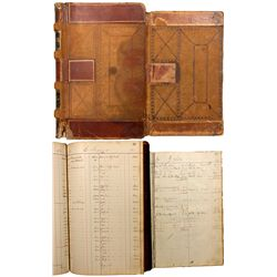 CA, Oroville-Butte County-Oddfellows' Ledgers