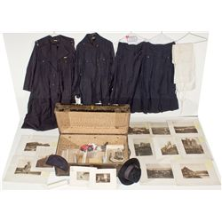 CA, Santa Clara--WW1 Nurse's Trunk & Archive