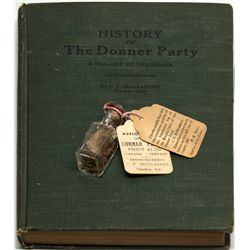 CA, Truckee-Nevada County-Donner Party Artifact