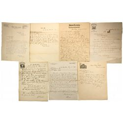 ID, Silver City-Owyhee County-Idaho Letters
