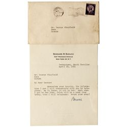NVWingfield - Wingfield-Baruch Letter