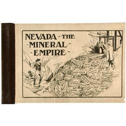 NV, Goldfield-Esmeralda County-Nevada Mineral Empire Souvenir Booklet