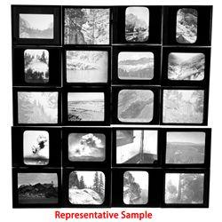 NV, Reno-Washoe County-Glass Lantern Geology Slides Assortment