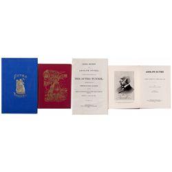 NV, Virginia City-Storey County-Sutro Books