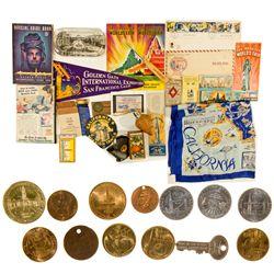 CA, San Francisco--1915 Panama-Pacific Exposition Collection