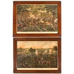 Civil War Painting Duo