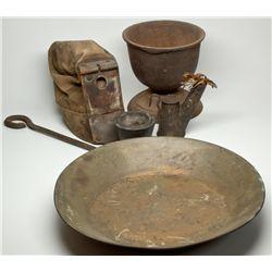 Gold Rush Artifacts