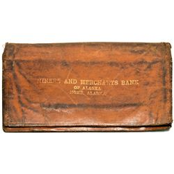AK, Nome--Gold Rush Wallet from Nome