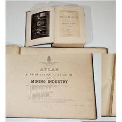 NV, Comstock-Storey County-Mining Industry Volume & Atlas