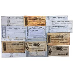 CAAdams Express Document Collection