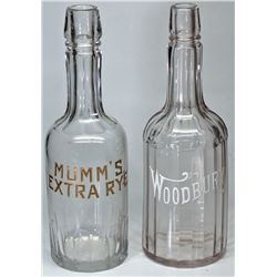 Bar Back Bottle