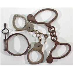 Early Handcuff Trio