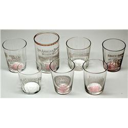 Western Shot Glasses