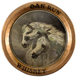 CA, San Francisco--Whiskey Serving Tray
