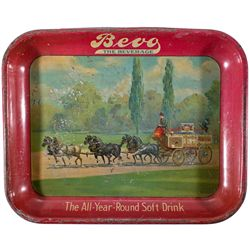 MO, St. Louis--Bevo Serving Tray