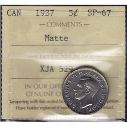 1937 Five Cent