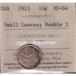 1913 Ten Cent