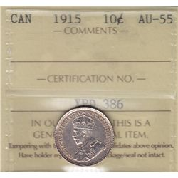 1915 Ten Cent