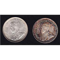 1928 & 1932 Ten Cents