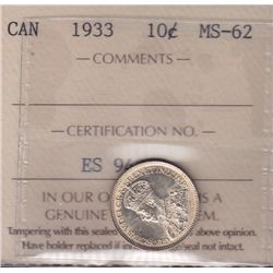 1933 Ten Cent