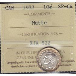 1937 Ten Cent