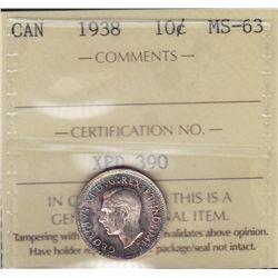 1938 Ten Cent