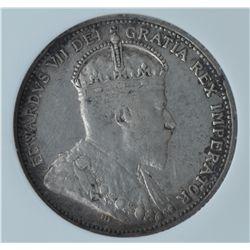 1904 Twenty Five Cent