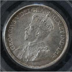 1913 Twenty Five Cent