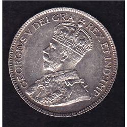 1918 Twenty Five Cent