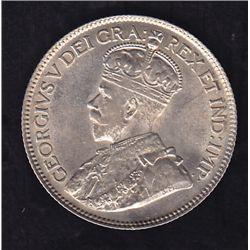 1921 Twenty Five Cent