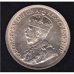 1934 Twenty Five Cent