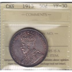 1913 Fifty Cent
