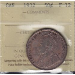 1932 Fifty Cent