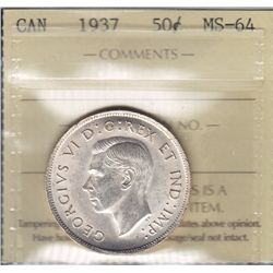 1937 Fifty Cent